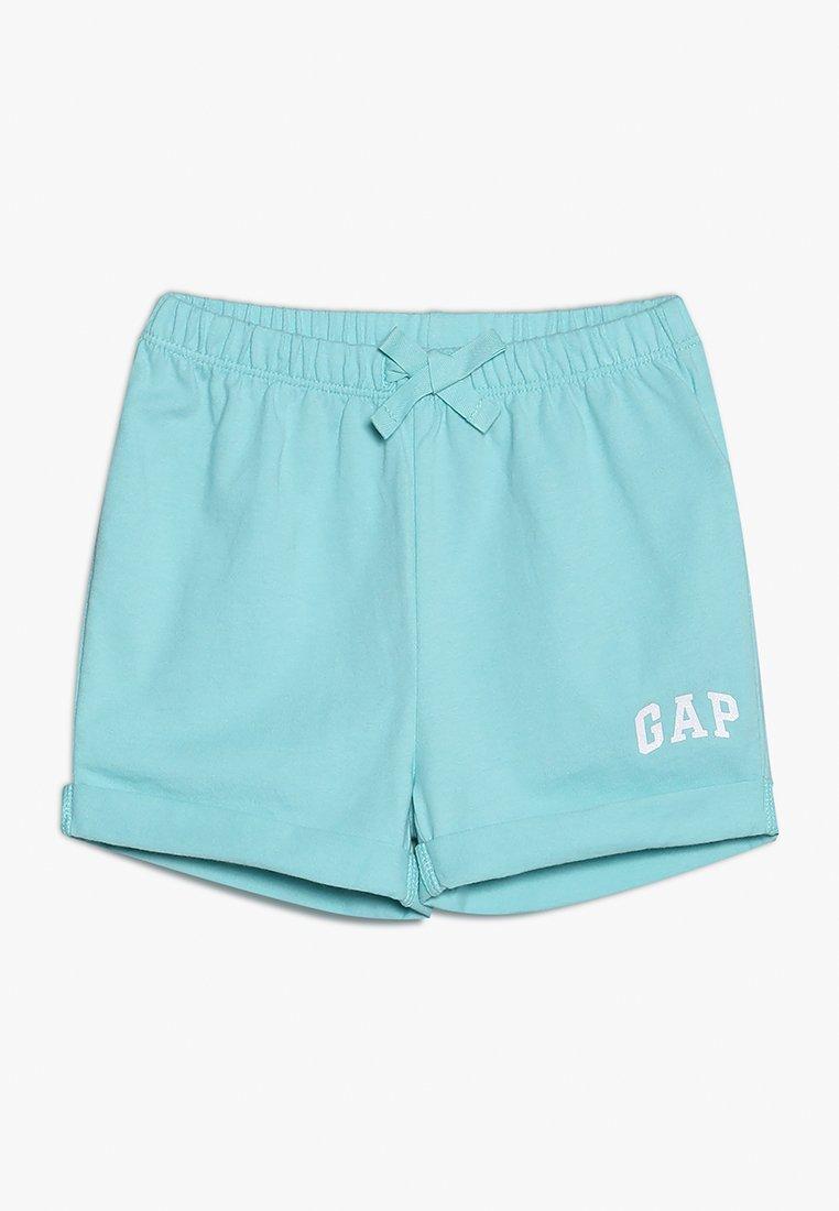 GAP - TODDLER GIRL ARCH - Tracksuit bottoms - aquarium