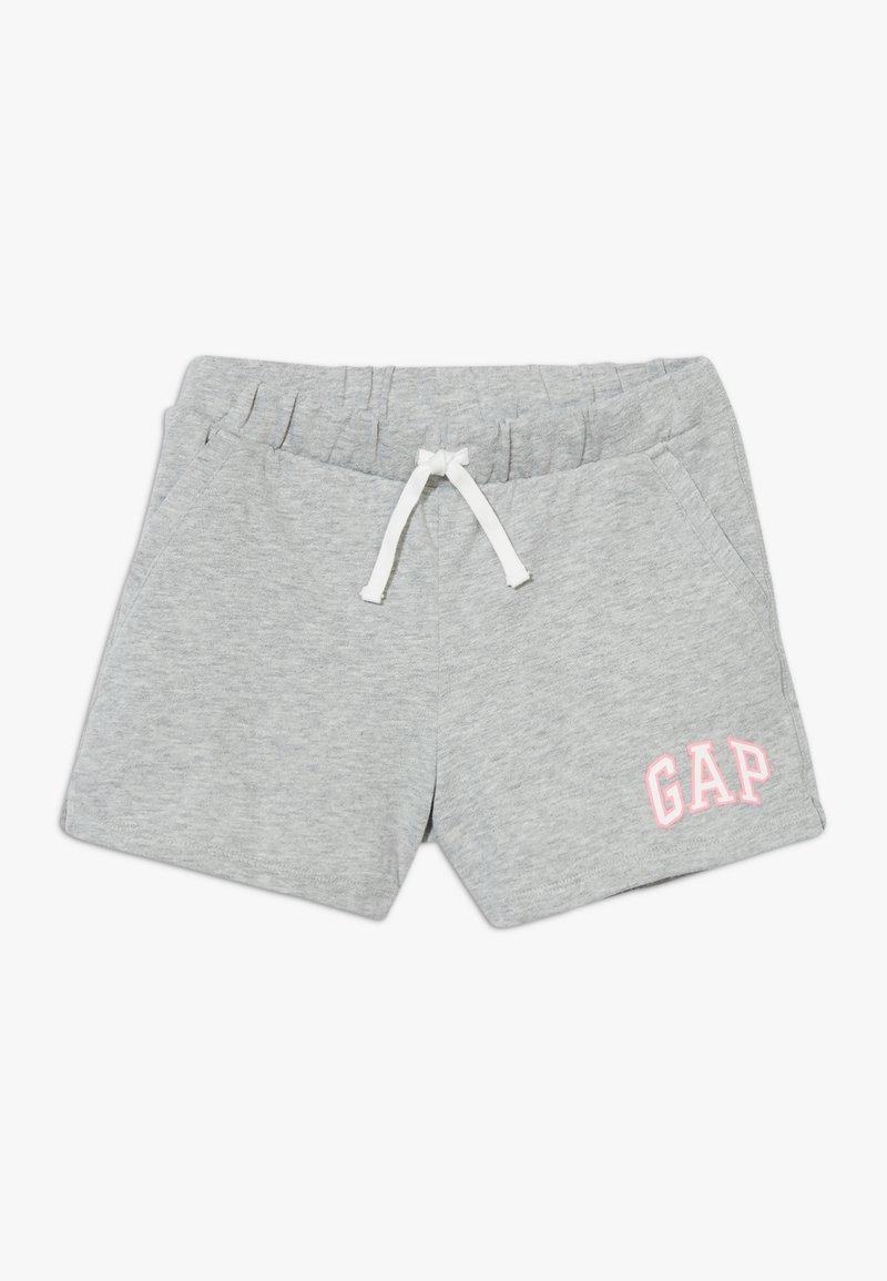 GAP - GIRLS ACTIVE LOGO - Teplákové kalhoty - light heather grey