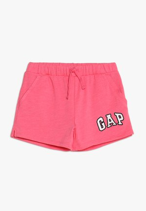GIRLS ACTIVE LOGO - Jogginghose - pink