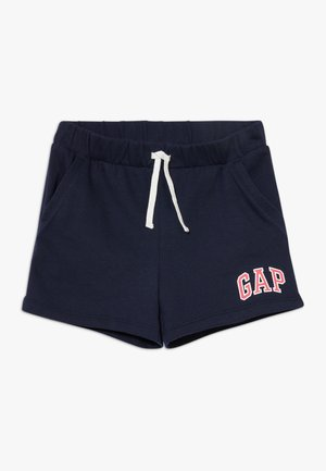 GIRLS ACTIVE LOGO - Pantalones deportivos - blue galaxy