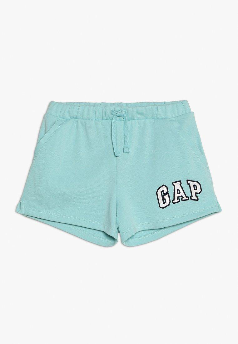 GAP - GIRLS ACTIVE LOGO - Tracksuit bottoms - aquarium