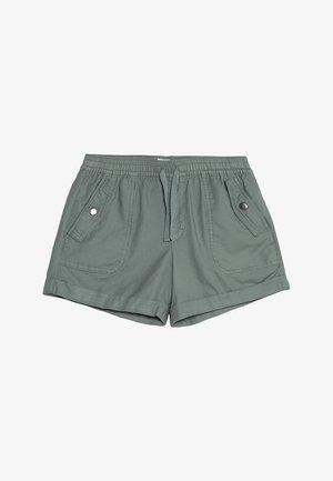 GIRLS BOTTOMS CARGO - Shorts - sage