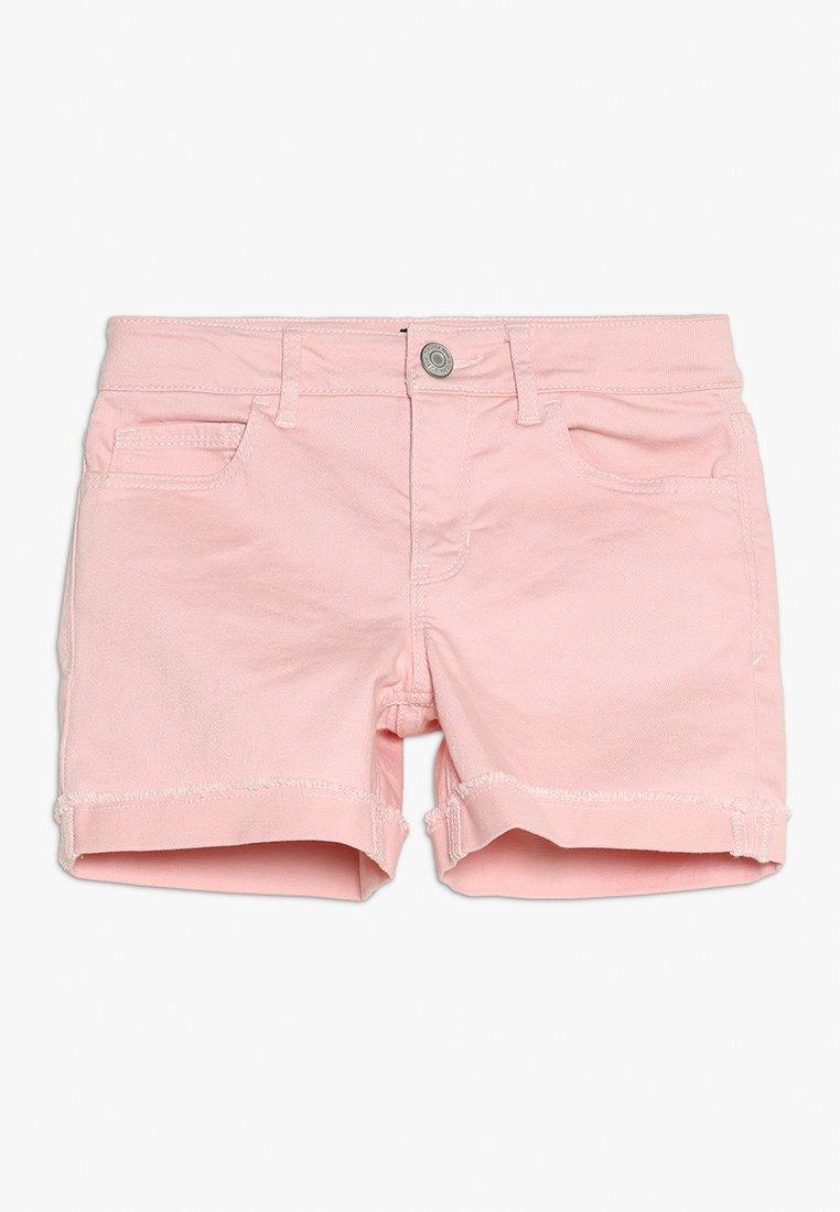 GAP - GIRLS BOTTOMS MIDI - Shorts vaqueros - pink denim