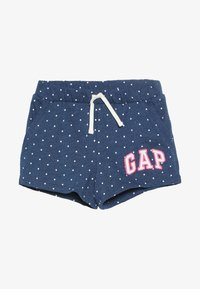 GAP - GIRL LOGO  - Tracksuit bottoms - indigo - 2