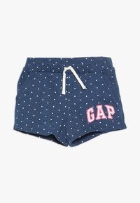 GAP - GIRL LOGO  - Tracksuit bottoms - indigo - 0