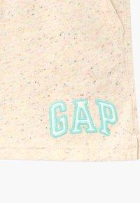 GAP - GIRL  - Tracksuit bottoms - oatmeal confetti - 3