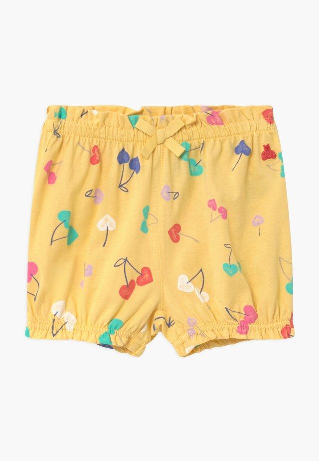 Shorts - havana yellow