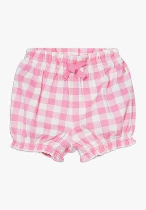 Short - neon impulsive pink