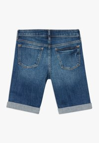 GAP - GIRL - Short en jean - medium wash - 1