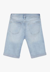 GAP - GIRL - Denim shorts - light wash - 1