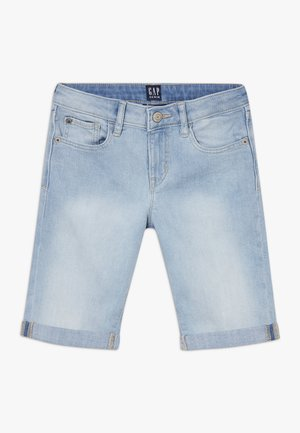 GIRL - Short en jean - light wash
