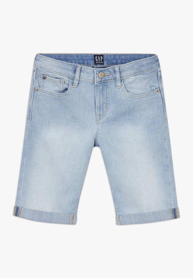 GAP - GIRL - Denim shorts - light wash