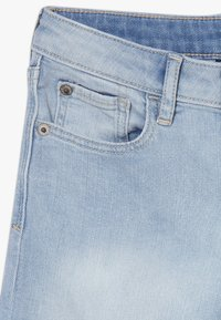 GAP - GIRL - Denim shorts - light wash - 4