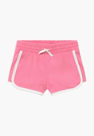 GIRL DOLPHIN - Tracksuit bottoms - neon impulsive pink