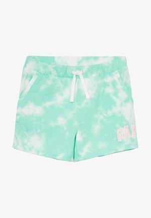 GIRL LOGO  - Pantalones deportivos - green