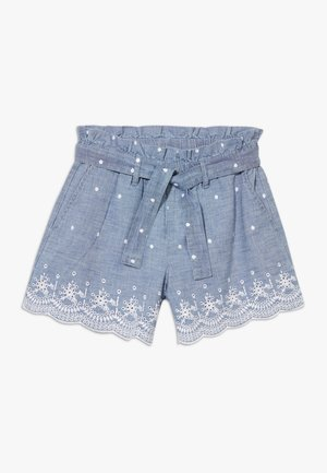 GIRL TIE  - Shorts - blue