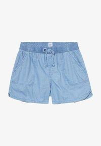 GAP - GIRL PULL ON  - Shorts - light wash - 2