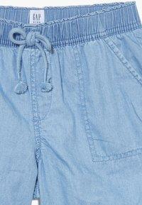 GAP - GIRL PULL ON  - Shorts - light wash - 3