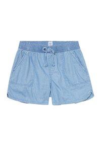 GAP - GIRL PULL ON  - Shorts - light wash - 0