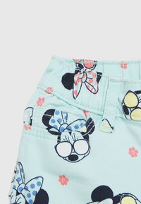GAP - TODDLER GIRL  - Shorts vaqueros - soft jade - 2