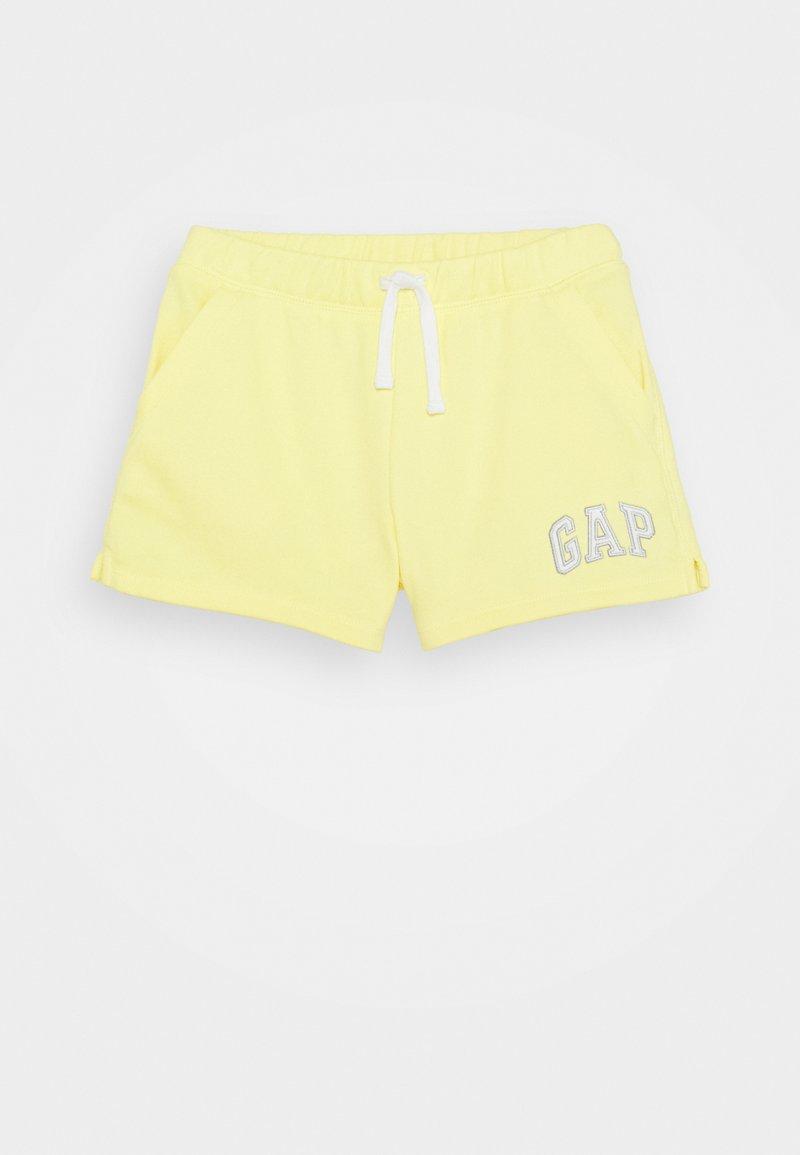 GAP - GIRL  - Shorts - yellow sun