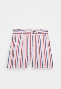 GAP - GIRL PAPERBAG - Short - off white/red/blue - 0