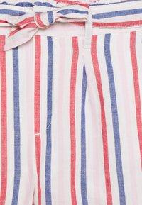 GAP - GIRL PAPERBAG - Shorts - off white/red/blue - 2