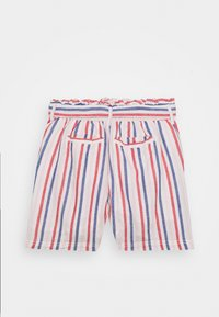 GAP - GIRL PAPERBAG - Short - off white/red/blue - 1