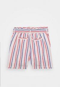GAP - GIRL PAPERBAG - Shorts - off white/red/blue - 1