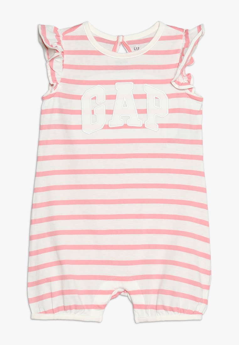 GAP - ARCH BABY - Jumpsuit - coral/frost