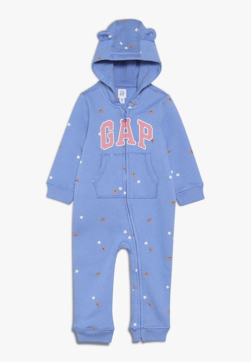 GAP - BABY - Overall / Jumpsuit /Buksedragter - moore blue