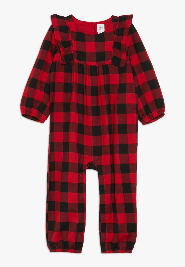 BABY - Jumpsuit - modern red