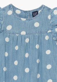 GAP - DOT BABY - Jumpsuit - light wash - 3
