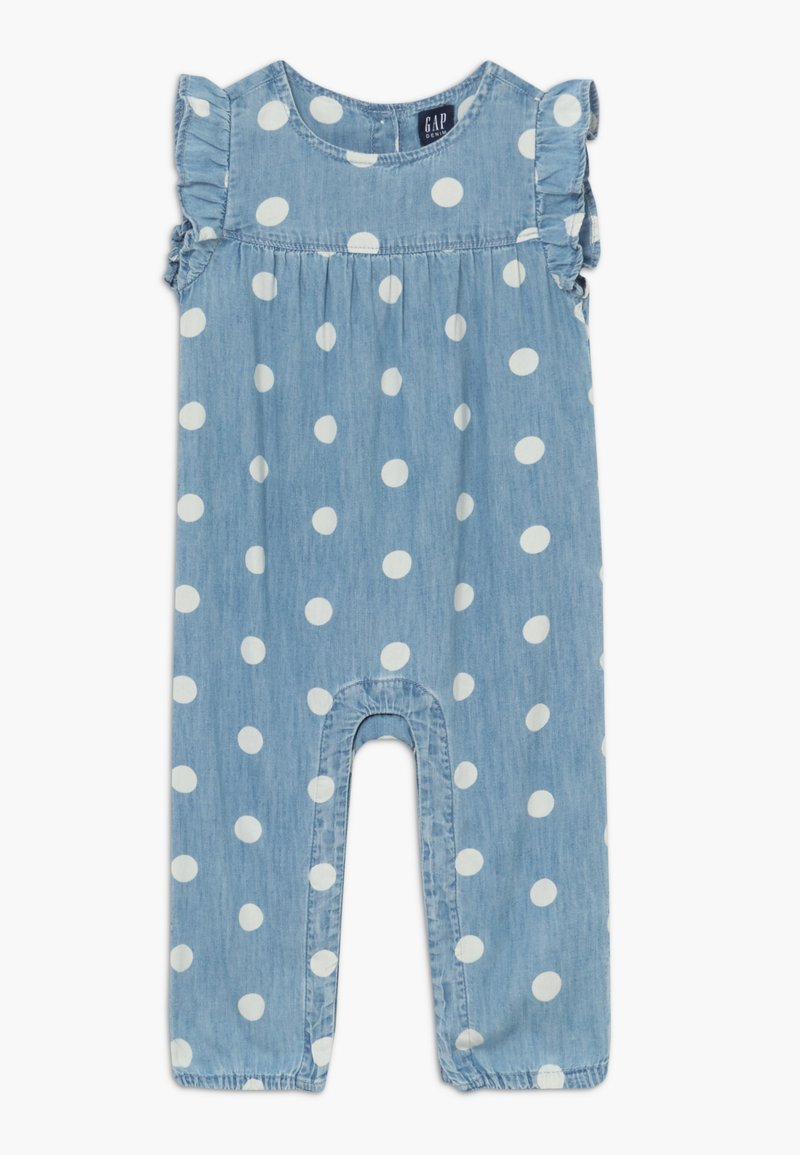 GAP - DOT BABY - Jumpsuit - light wash
