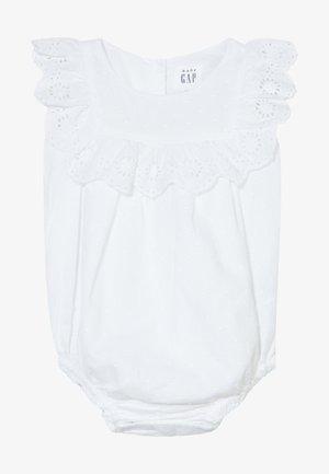 EYELET - Bluser - optic white