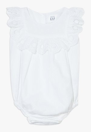 EYELET - Blusa - optic white