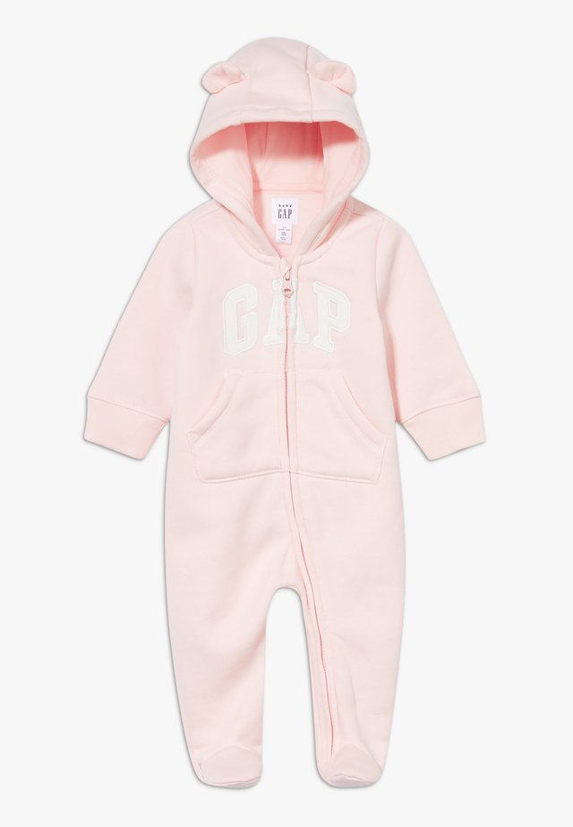 LOGO - Overall / Jumpsuit - pink cameo