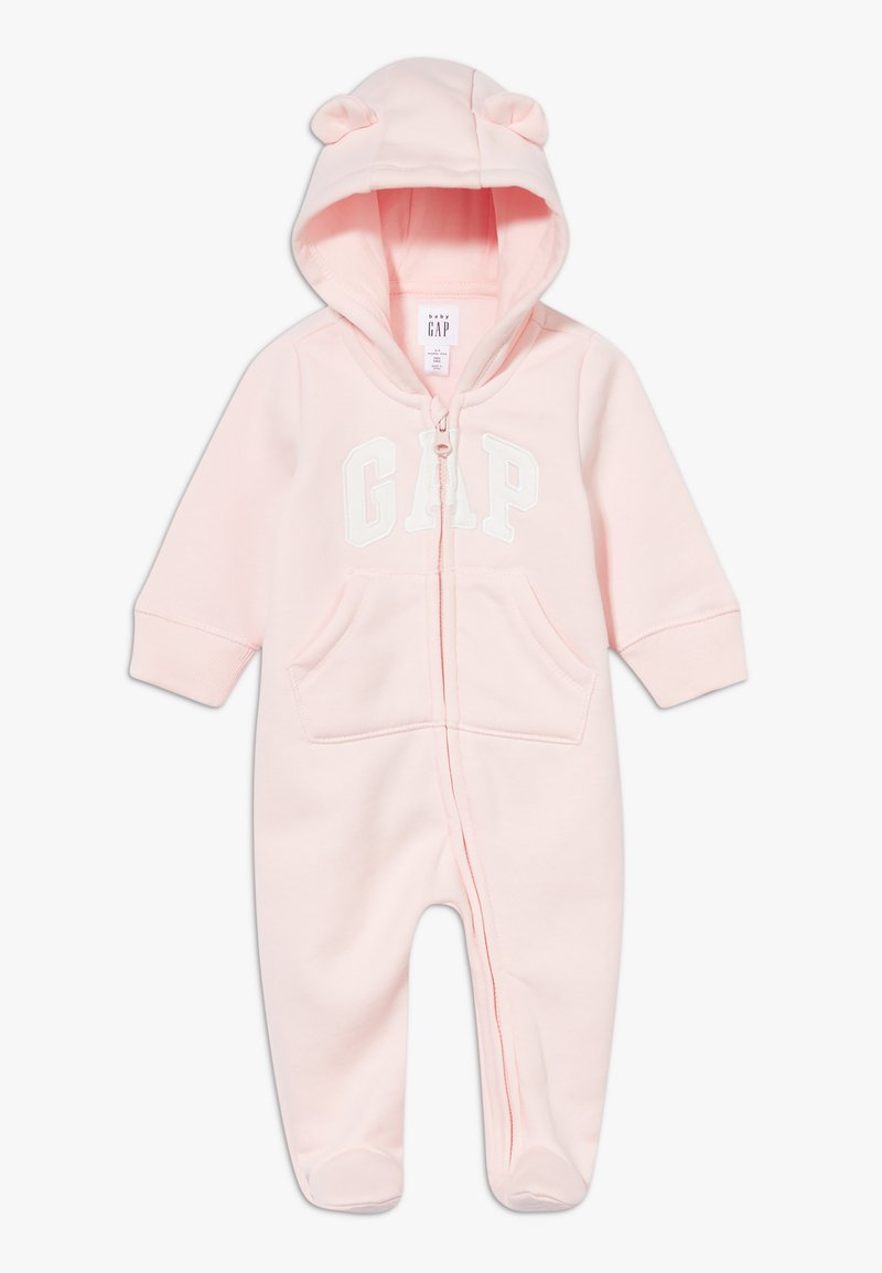 GAP - LOGO - Jumpsuit - pink cameo