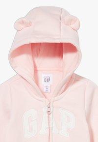 GAP - LOGO - Jumpsuit - pink cameo - 3