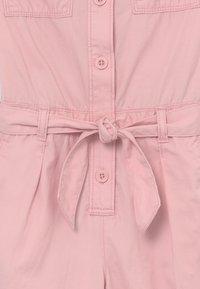 GAP - GIRL BOILER - Overal - classic pink - 3