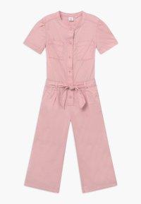 GAP - GIRL BOILER - Overal - classic pink - 0