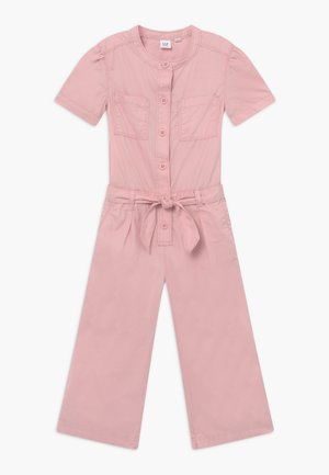 GIRL BOILER - Overal - classic pink