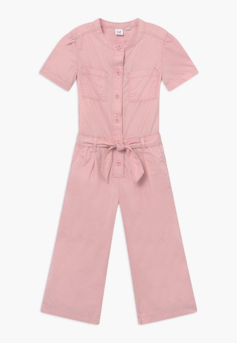 GAP - GIRL BOILER - Overal - classic pink
