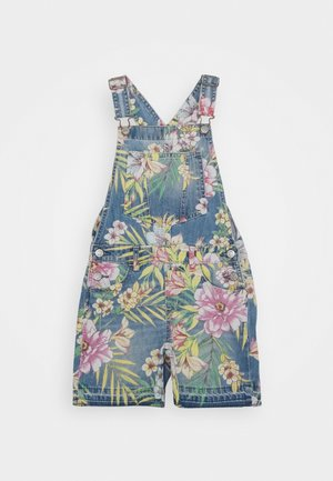 GIRL SHORTALL - Jumpsuit - multicolor