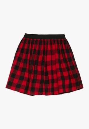 GIRL SKIRT - A-Linien-Rock - modernred