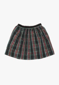 GAP - TODDLER GIRL FAMILY SKIRT - Falda acampanada - red/multicolor - 0