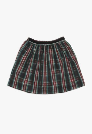 TODDLER GIRL FAMILY SKIRT - A-line skirt - red/multicolor