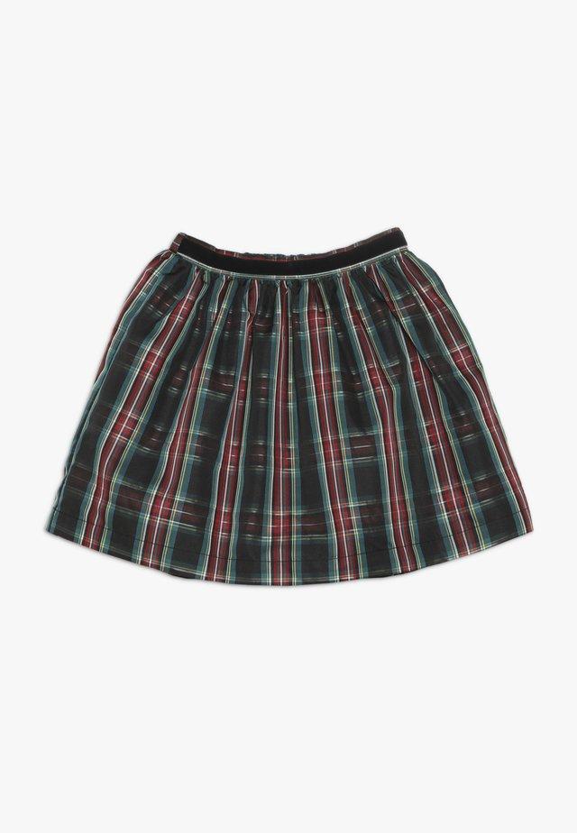 TODDLER GIRL FAMILY SKIRT - Jupe trapèze - red/multicolor