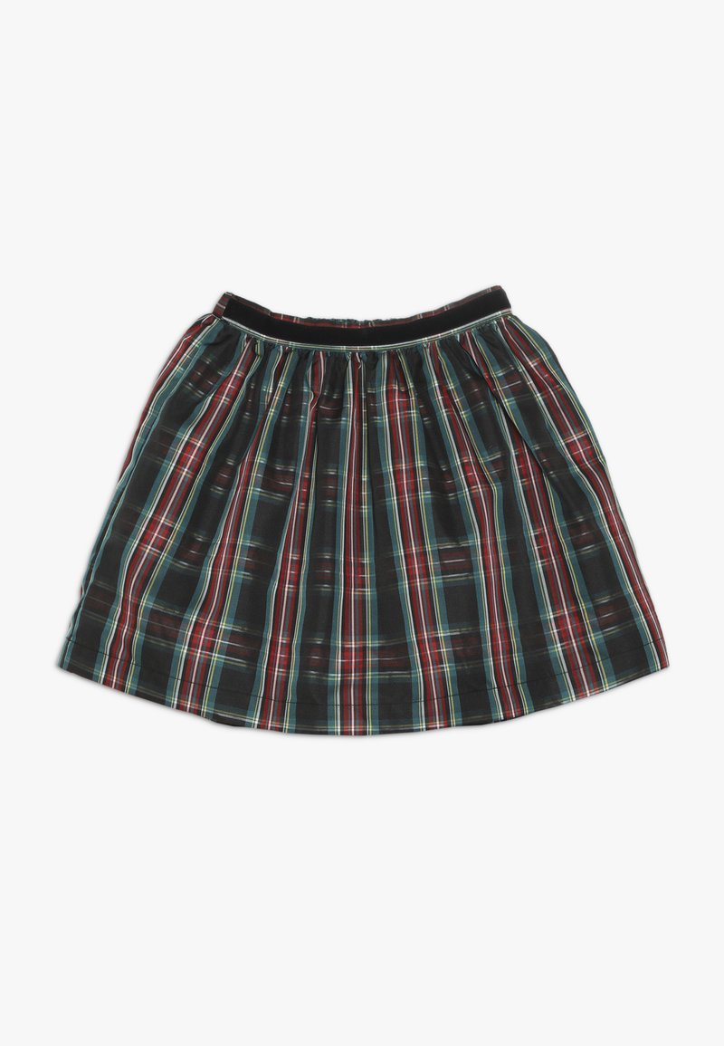 GAP - TODDLER GIRL FAMILY SKIRT - Falda acampanada - red/multicolor
