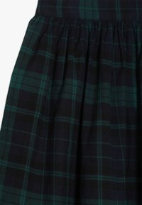 GAP - GIRL PLAID SKIRT - Áčková sukně - green - 3